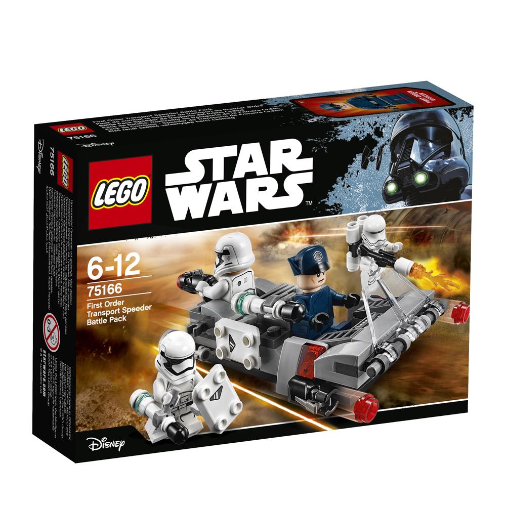 75166 LEGO Star Wars Transportor de vitez al Ordinului Inti