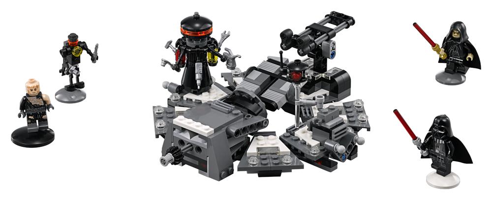 75183 LEGO Star Wars Transformarea Darth Vader