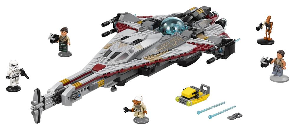 75186 LEGO Star Wars Vrful de sgeat