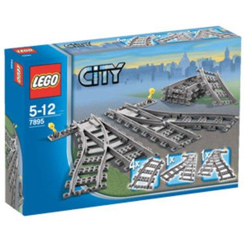 LEGO CITY - Macaz de cale ferata - 7895
