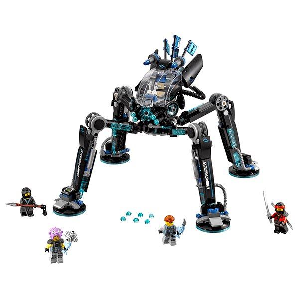 LEGO NINJAGO - Paianjen de apa - L70611