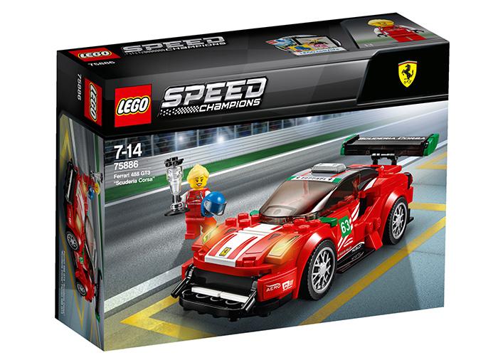 Ferrari 488 GT3 Scuderia Corsa - L75886