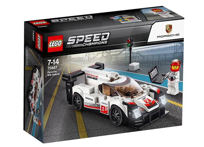 Porsche 919 Hybrid - L75887