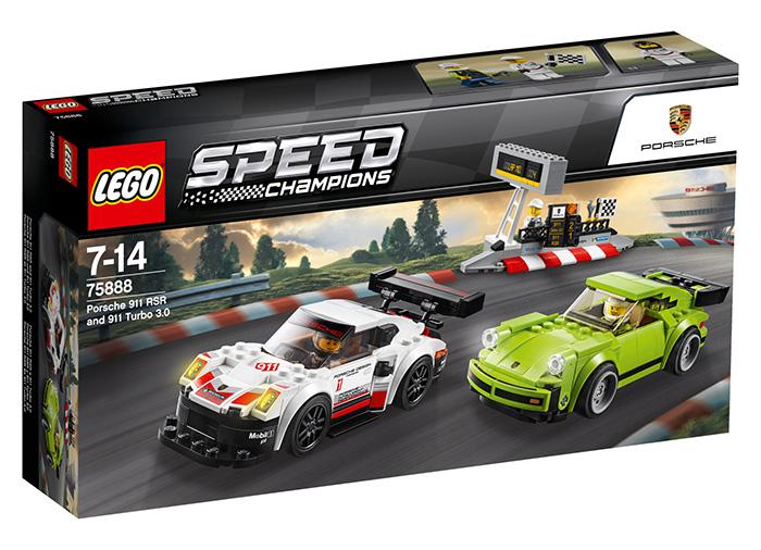 Porsche 911 RSR si 911 Turbo 30 - L75888