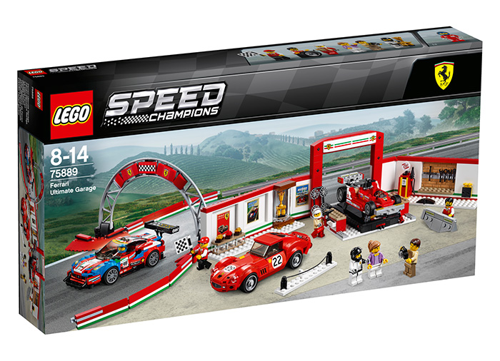 Garajul Suprem Ferrari - L75889