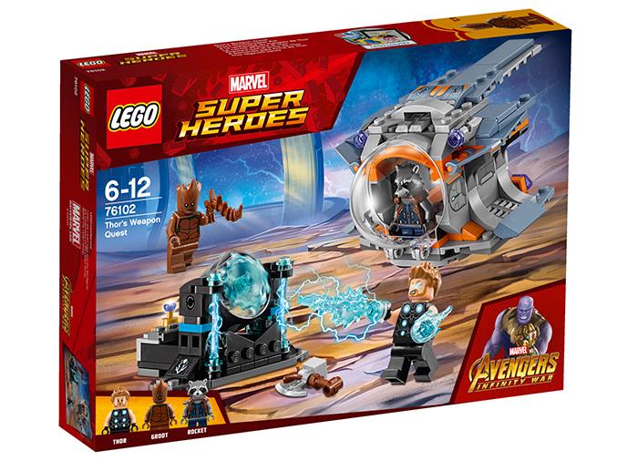 In cautarea armei lui Thor - L76102