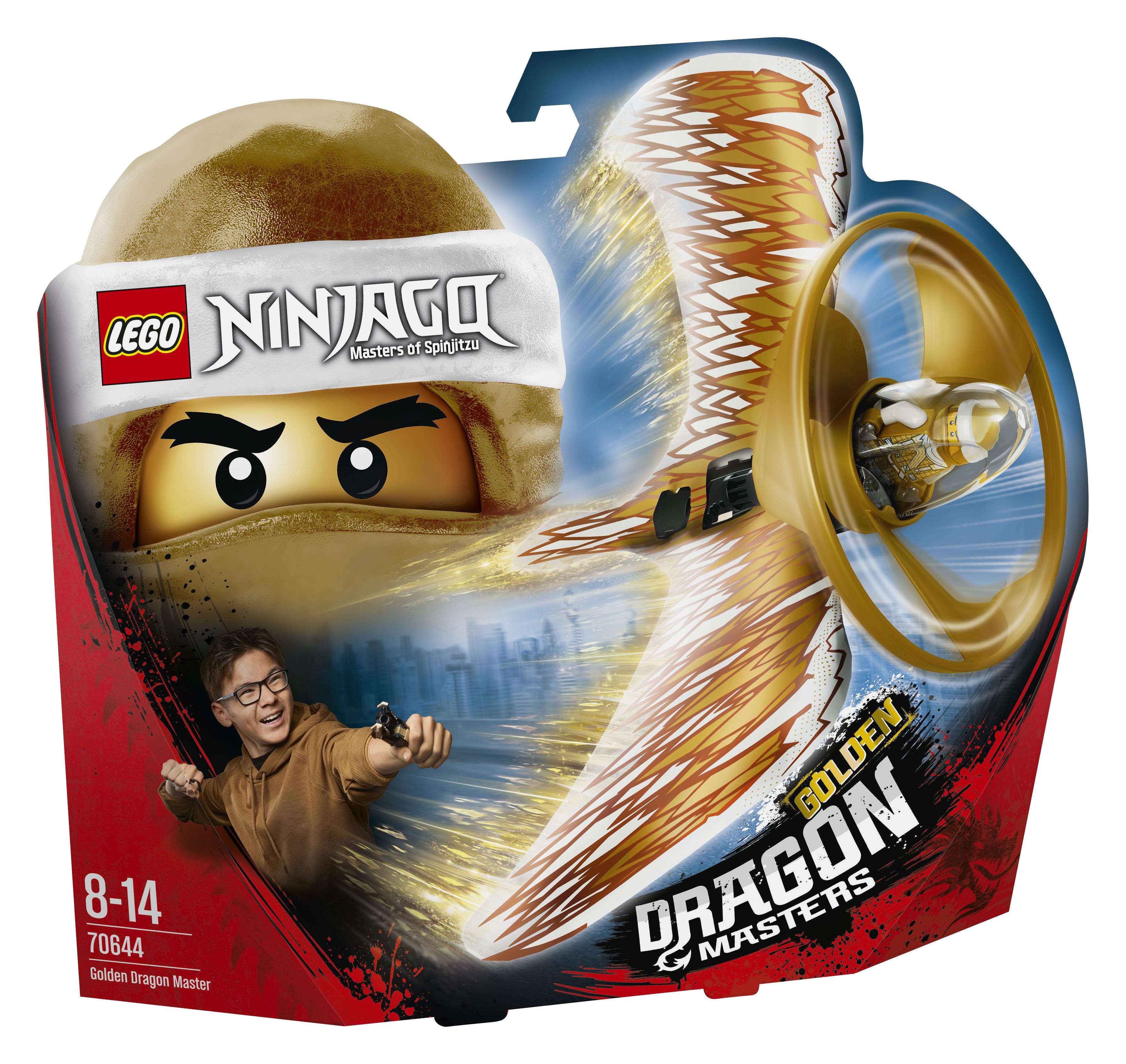 LEGO Dragonjitzu Auriu - L70644