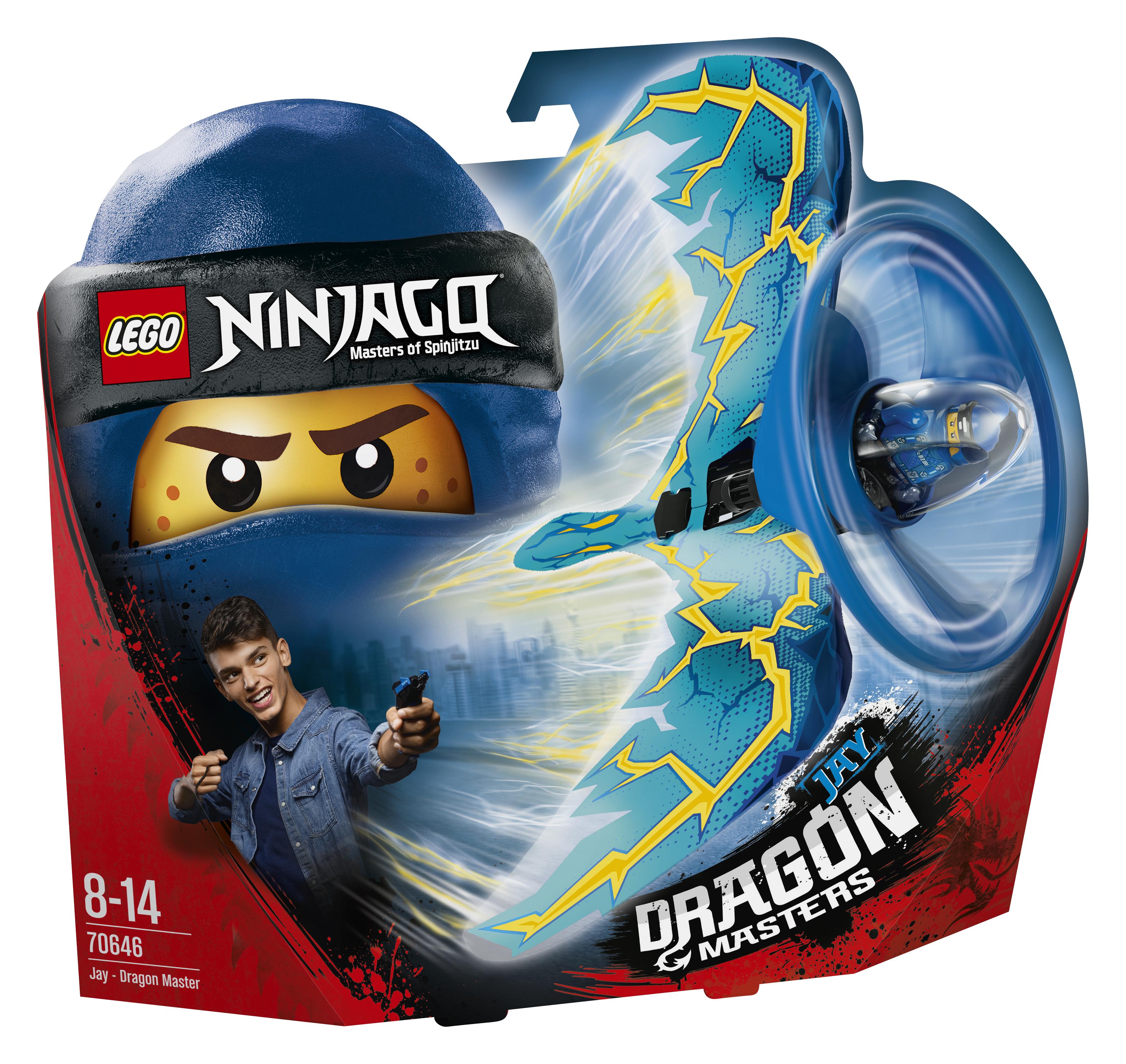 Lego Jay Dragonjitzu - L70646
