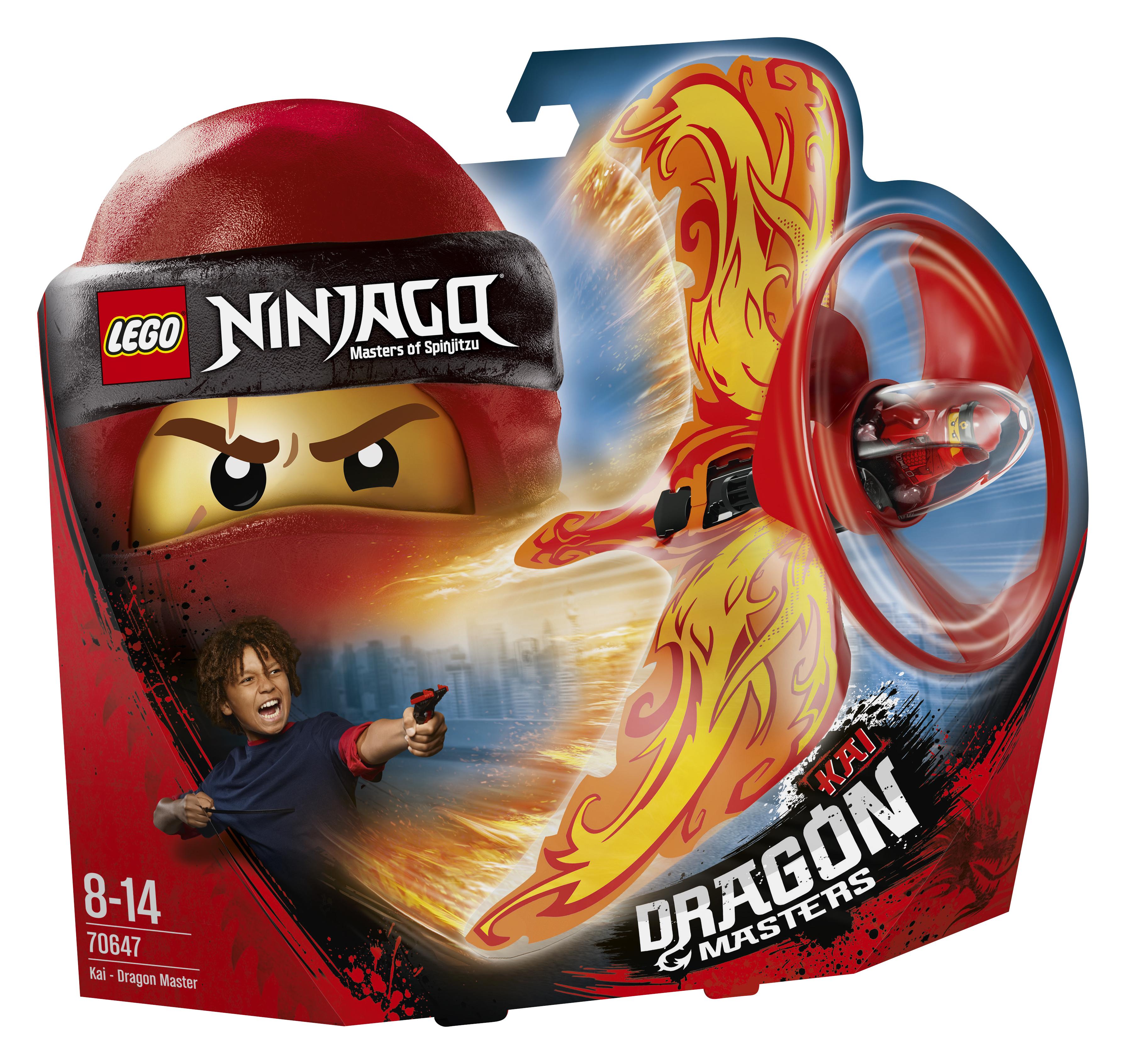 Lego Kai Dragonjitzu - L70647