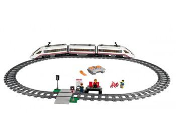LEGO® City Trains -Tren de pasageri de mare viteza - 60051