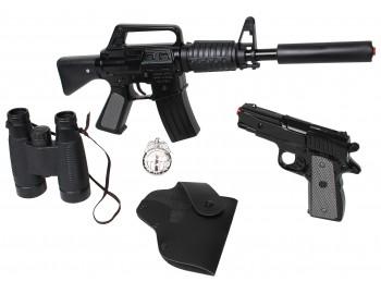 Set Armament Politie - Fortele Speciale - Gonher 4466