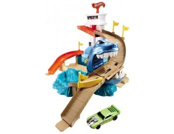 Hot Wheels - Color Change Spring Set - Mattel BGK04