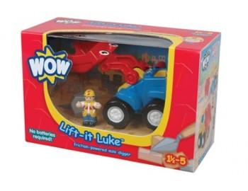 WOW Buldozer Luke - 01026