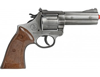 Revolver Politie Old Silver - 1271