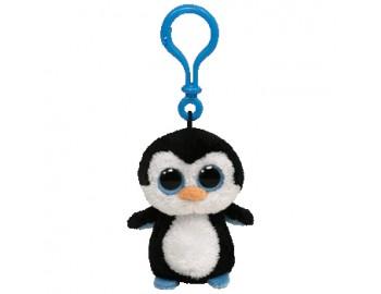 Jucarie Plus Meteor - Baby Clip Pinguin - 8.5 Cm - TY36505