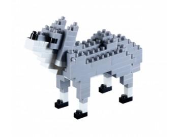 Lup. Set Constructie 3D Micro Cub - 200.075
