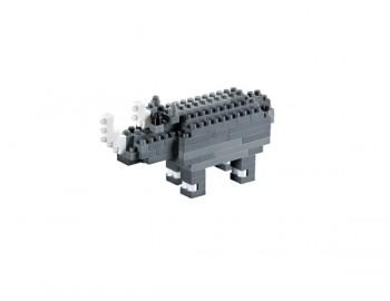 Rinocer. Set Constructie 3D Micro Cub - 200.009