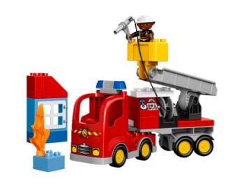 LEGO DUPLO Camion de pompieri - 10592