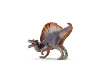 Figurina  Dinozaur - Spinosaurus. Violet - 14542