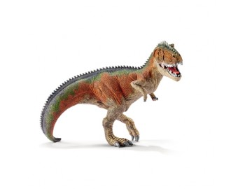 Figurina dinozaur - Giganotosaurus. Orange - 14543