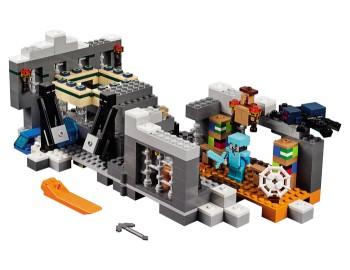 LEGO Minecraft Portalul final - 21124