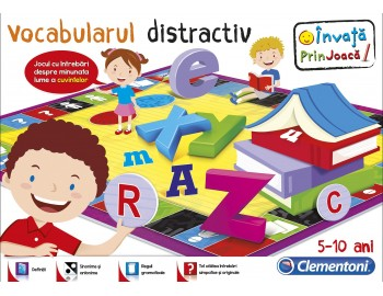 Joc educativ - Vocabular distractiv - 60441