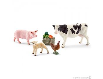 Prima Mea Ferma De Animale Schleich-41424