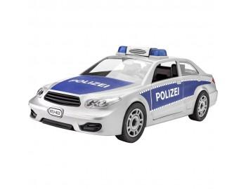 Masinuta De Politie Revell Junior Kit Police Car RV0802