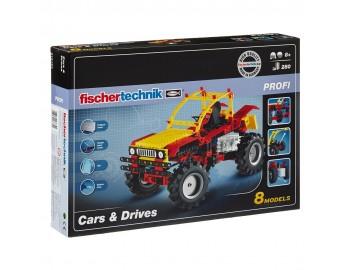 FISHER TEHNIC PROFI -  Cars & Drives 516184