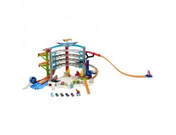 HW ULTIMATE GARAGE PLAYSET Mattel CMP80