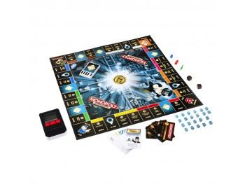 MONOPOLY ULTIMATE BANKING Hasbro HBB6677