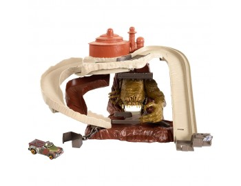 HW SW 1:64 CHARACTER CAR TRACKSET ASST Mattel DYH21