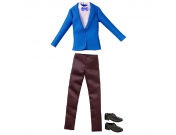 BARBIE KEN FASHIONS BLUE SUIT Mattel CFY02-DWG73