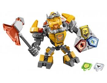 LEGO NEXO KNIGHTS Costum de lupta - Axl - L70365