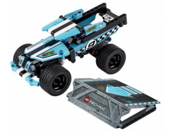LEGO® Technic Camion de cascadorie - L42059