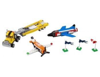 LEGO Creator Asii spectacolului aviatic - L31060