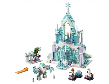 LEGO® Disney Princess™ Elsa si Palatul ei magic de gheata - 41148