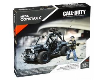 Set Mega Bloks - Call of Duty Assalt cu ATV-ul - DXB63