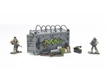 Set Mega Bloks - Arsenal de infanterie moderna - DYD73-DYD75