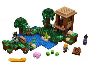LEGO® Minecraft™ Coliba Vrajitoarei - 21133