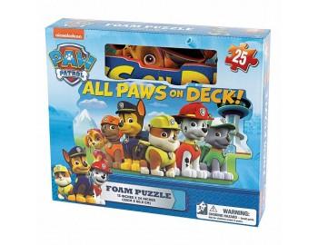 Patrula canina - Puzzle din spuma 25 de piese 3361cm - SM6028790