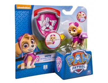 Patrula Canina - Set figurina card si rucsac - SM6022626