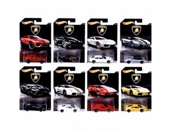 Masinune Hot Wheels - Masinute tematice Lamborghini - DWF21