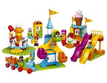 10840 LEGO DUPLO  Parc mare de distractii
