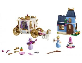 41146 LEGO Disney Princess Seara fermecata a Cenusaresei