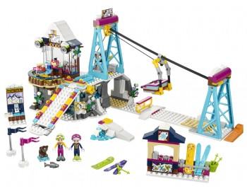 41324 LEGO® Friends Schiliftul stațiunii de iarnă