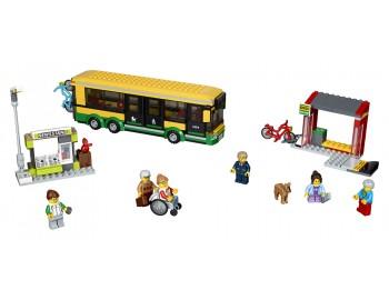 60154 LEGO® City Stație de autobuz
