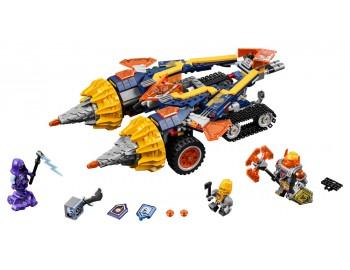 70354 LEGO Nexo Knights Bubuitorul lui Axl