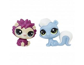 Littlest Pet Shop - Set de 2 figurine - HBB9389