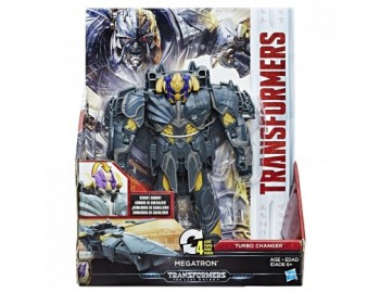 Figurina Transformers - Turbo Changer Ultimul cavaler - HBC0886